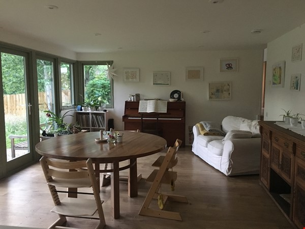Bright and spacious house in Scottish Highlands with a large garden Home Rental in  7 - thumbnail