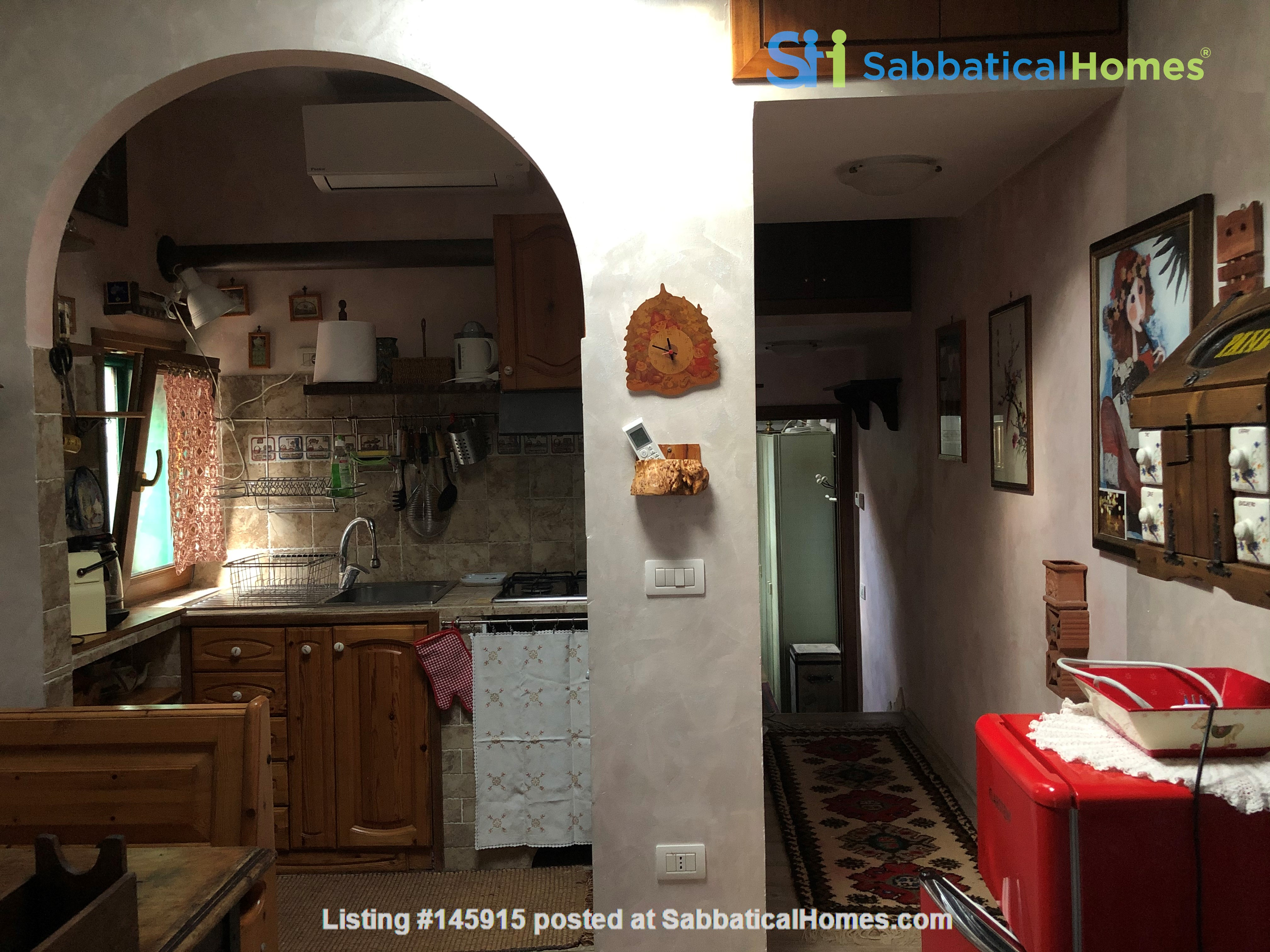A cottage in Rome between the city and the countryside Home Rental in Roma 0