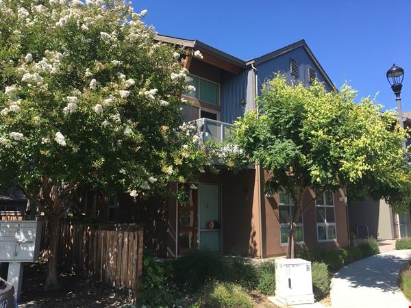 Beautiful Modern Townhouse In Prime Davis Location Home Rental in Davis 1 - thumbnail