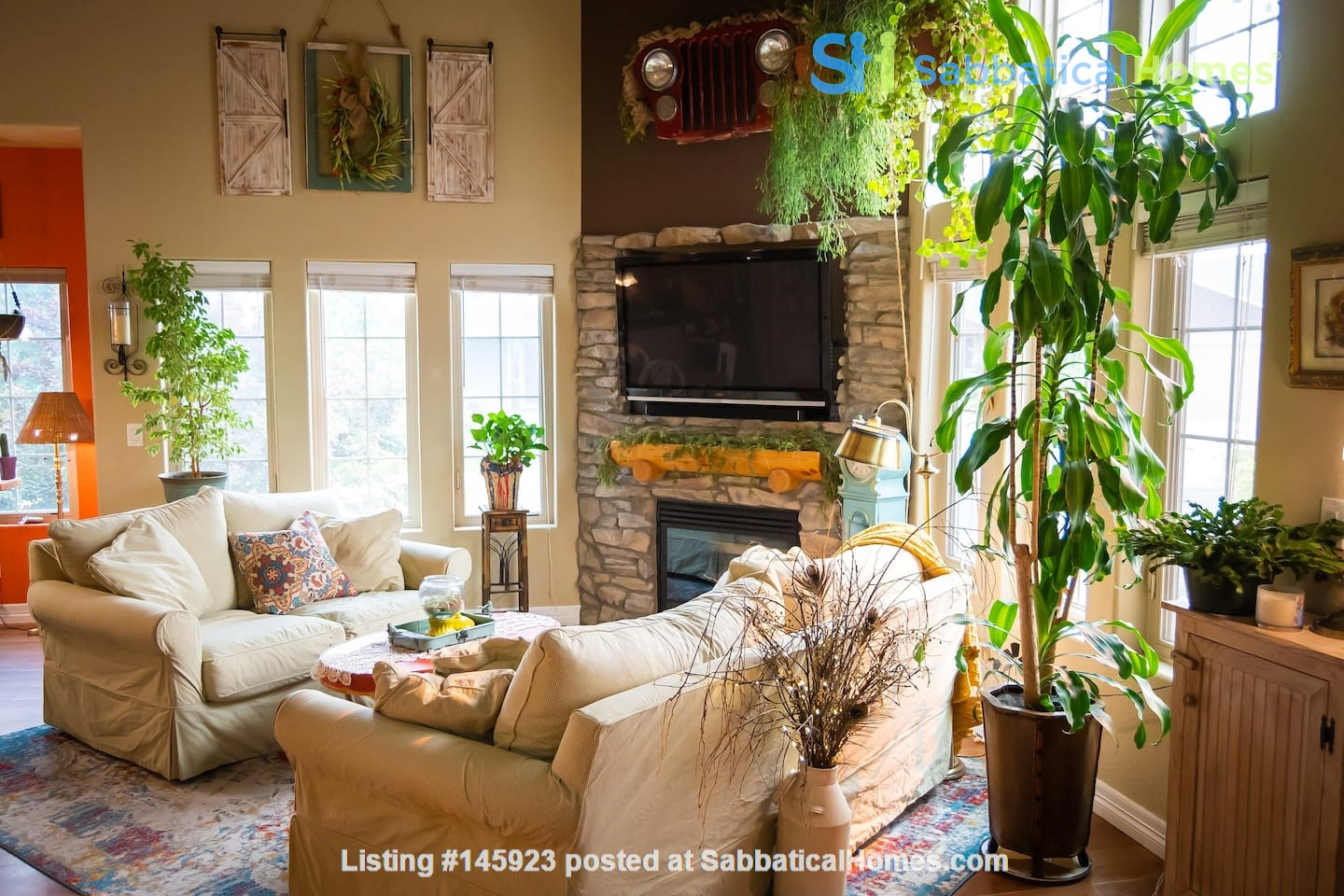 Colorado, near Rocky Mountain National Park, Boulder and Fort Collins Home Rental in Loveland 1