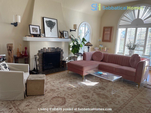 Storybook Charm walking distance to UCLA Home Rental in Los Angeles 0