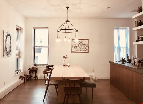 Sunny, Large, Renovated, Quiet, Ample 2BR+Studio/Office in Crown Heights Home Rental in  6 - thumbnail