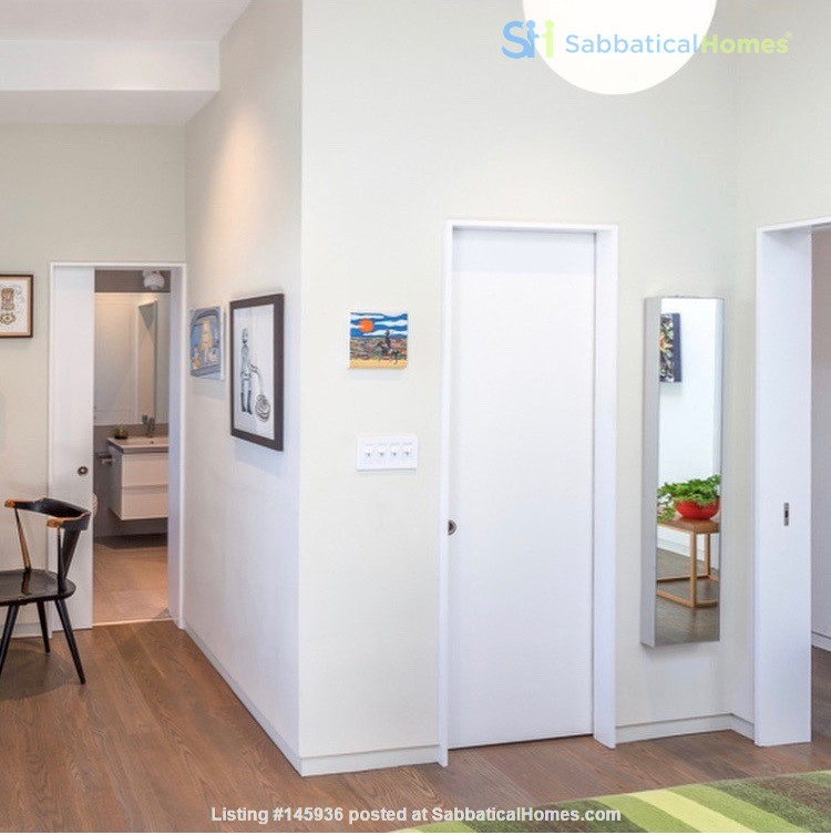 Sunny, Large, Renovated, Quiet, Ample 2BR+Studio/Office in Crown Heights Home Rental in  4
