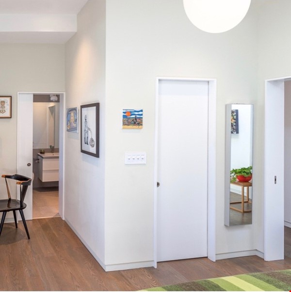 Sunny, Large, Renovated, Quiet, Ample 2BR+Studio/Office in Crown Heights Home Rental in  4 - thumbnail