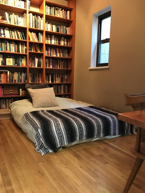 Sunny, Large, Renovated, Quiet, Ample 2BR+Studio/Office in Crown Heights Home Rental in  7 - thumbnail