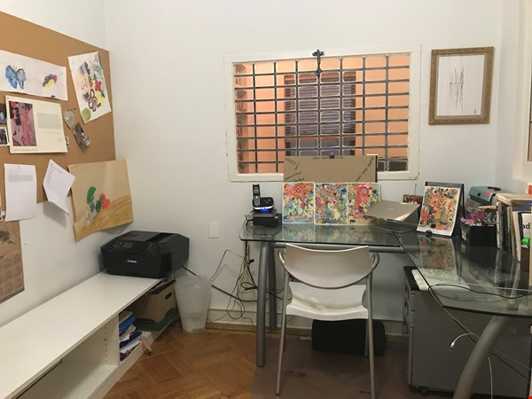 Sunny, Large, Renovated, Quiet, Ample 2BR+Studio/Office in Crown Heights Home Rental in  9 - thumbnail