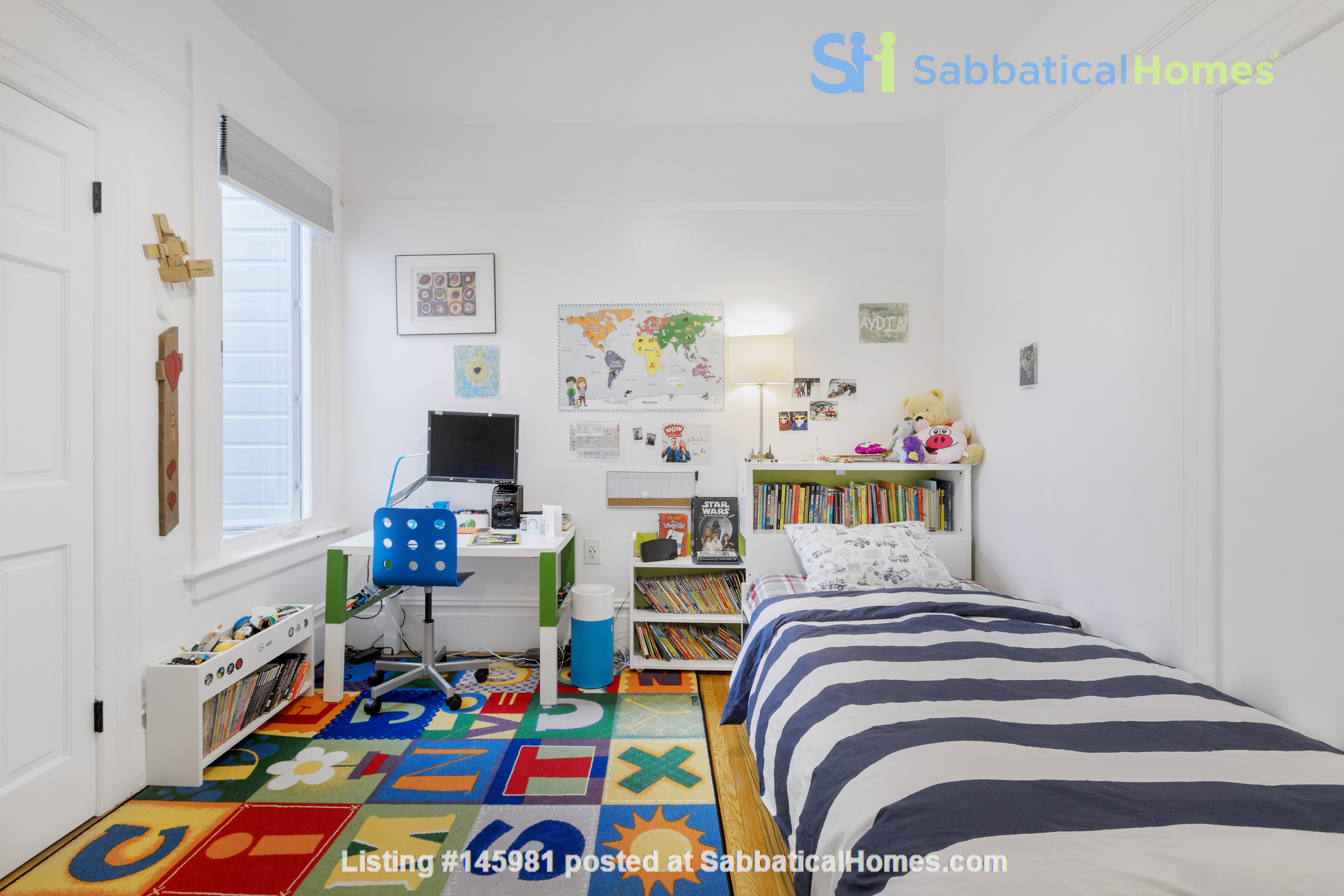 Charming Family Home in San Francisco Home Rental in SF 4