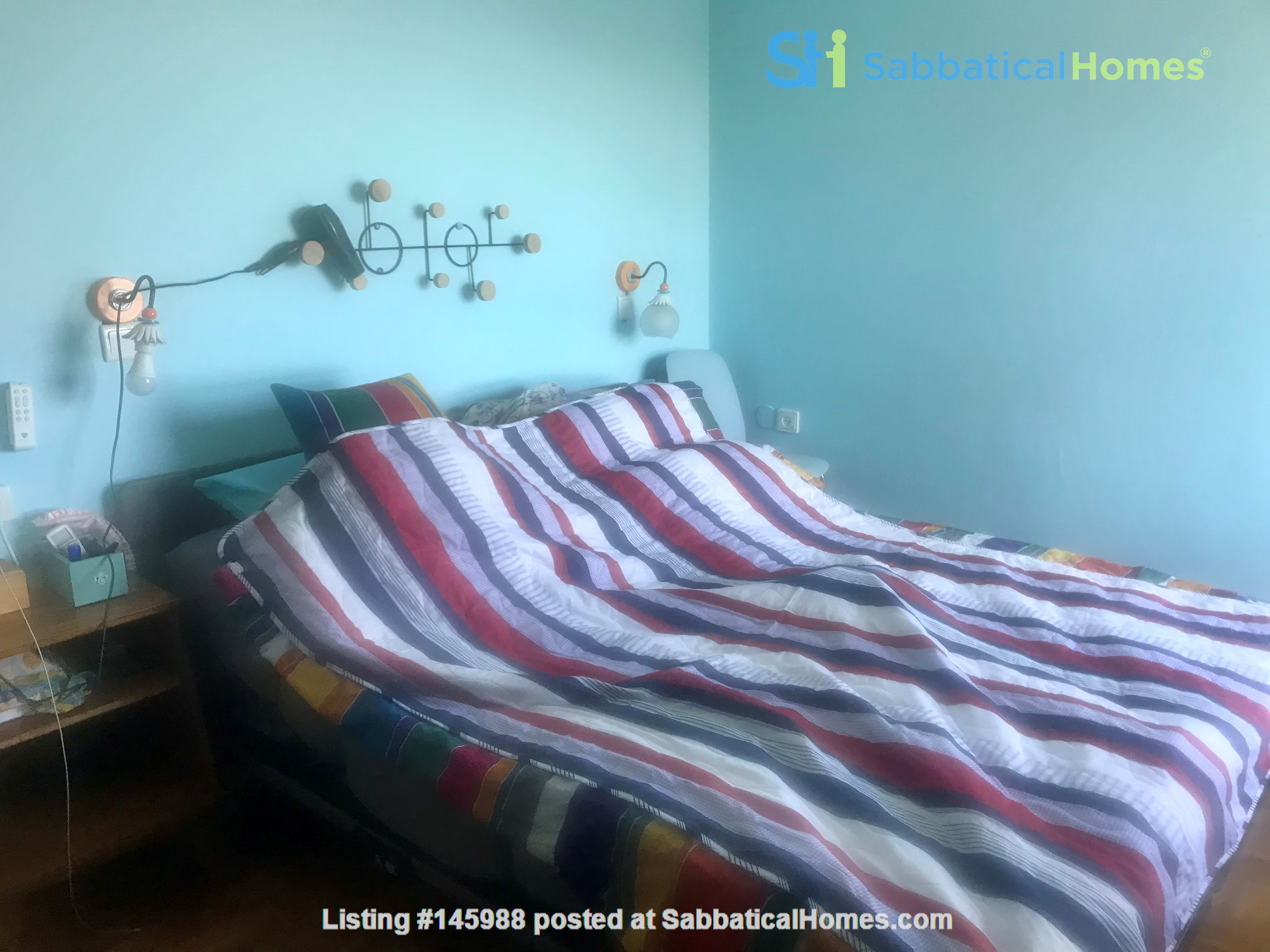 Mountain-top apartment near Technion & UoHaifa Home Rental in Haifa 1