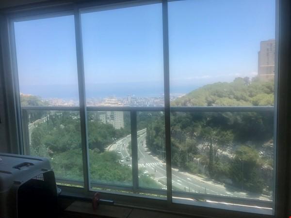 Mountain-top apartment near Technion & UoHaifa Home Rental in Haifa 0 - thumbnail