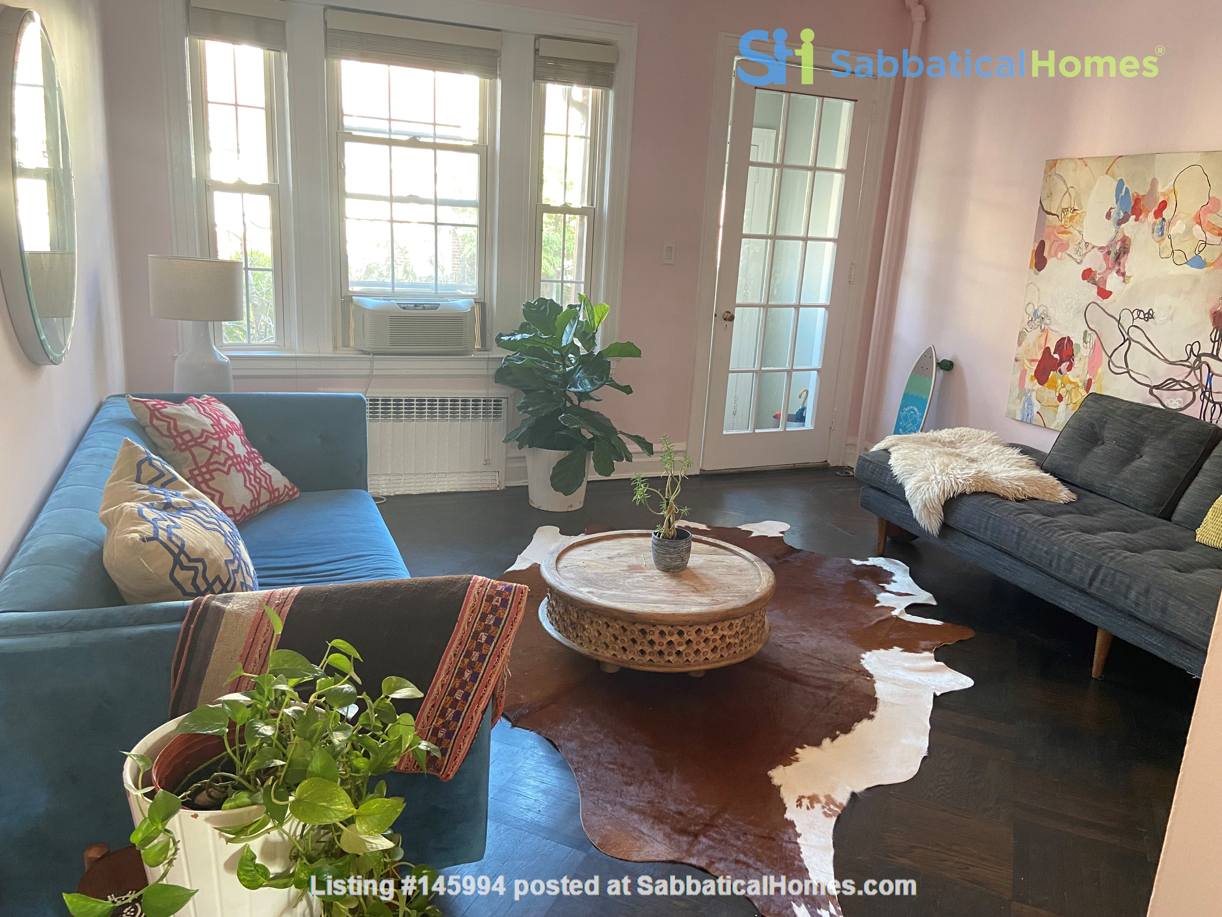 Brooklyn Jewel Box 3br/2bth House, Walking Distance to Park/Sunset Pier! Home Exchange in  1