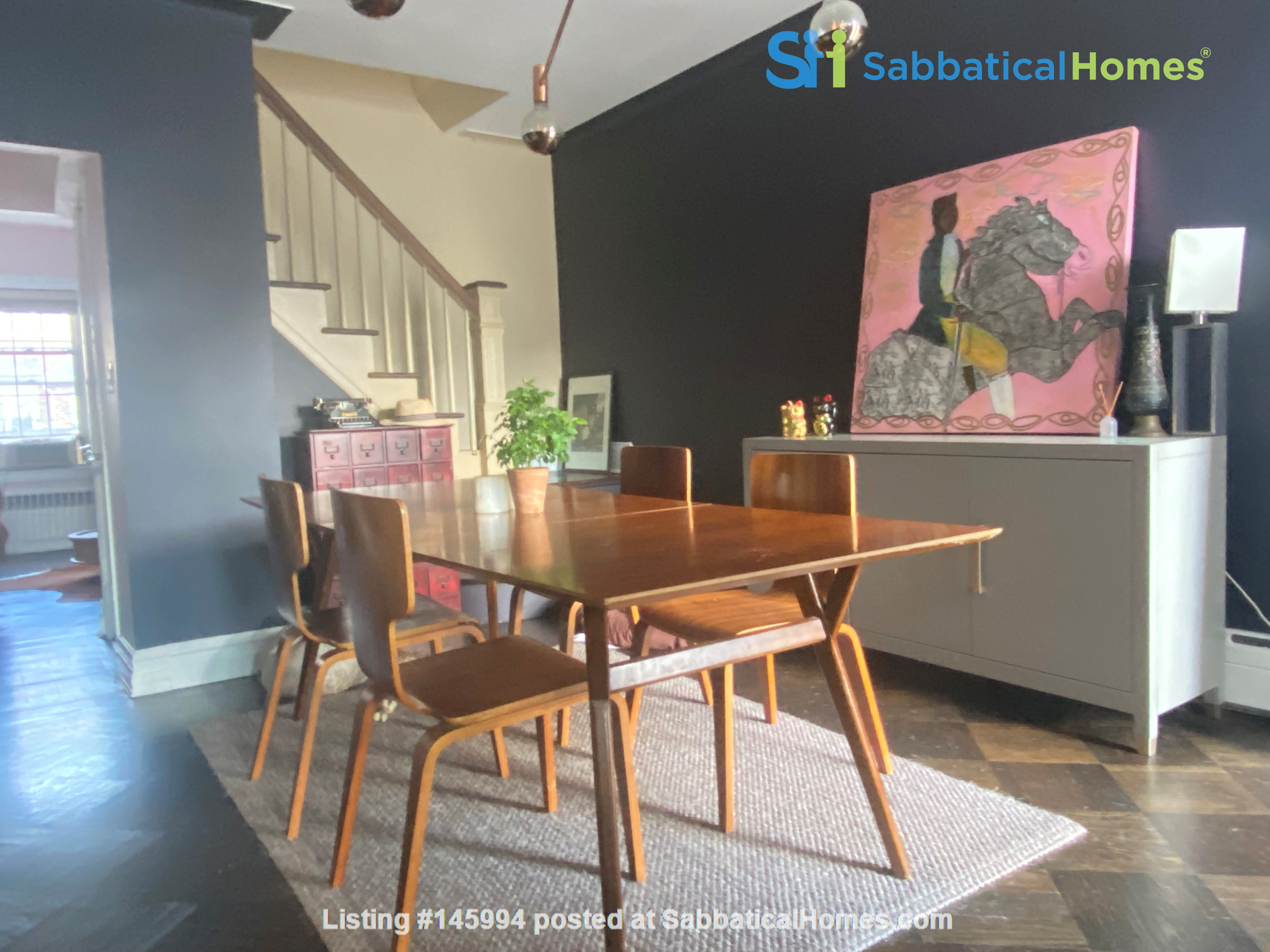 Brooklyn Jewel Box 3br/2bth House, Walking Distance to Park/Sunset Pier! Home Exchange in  2