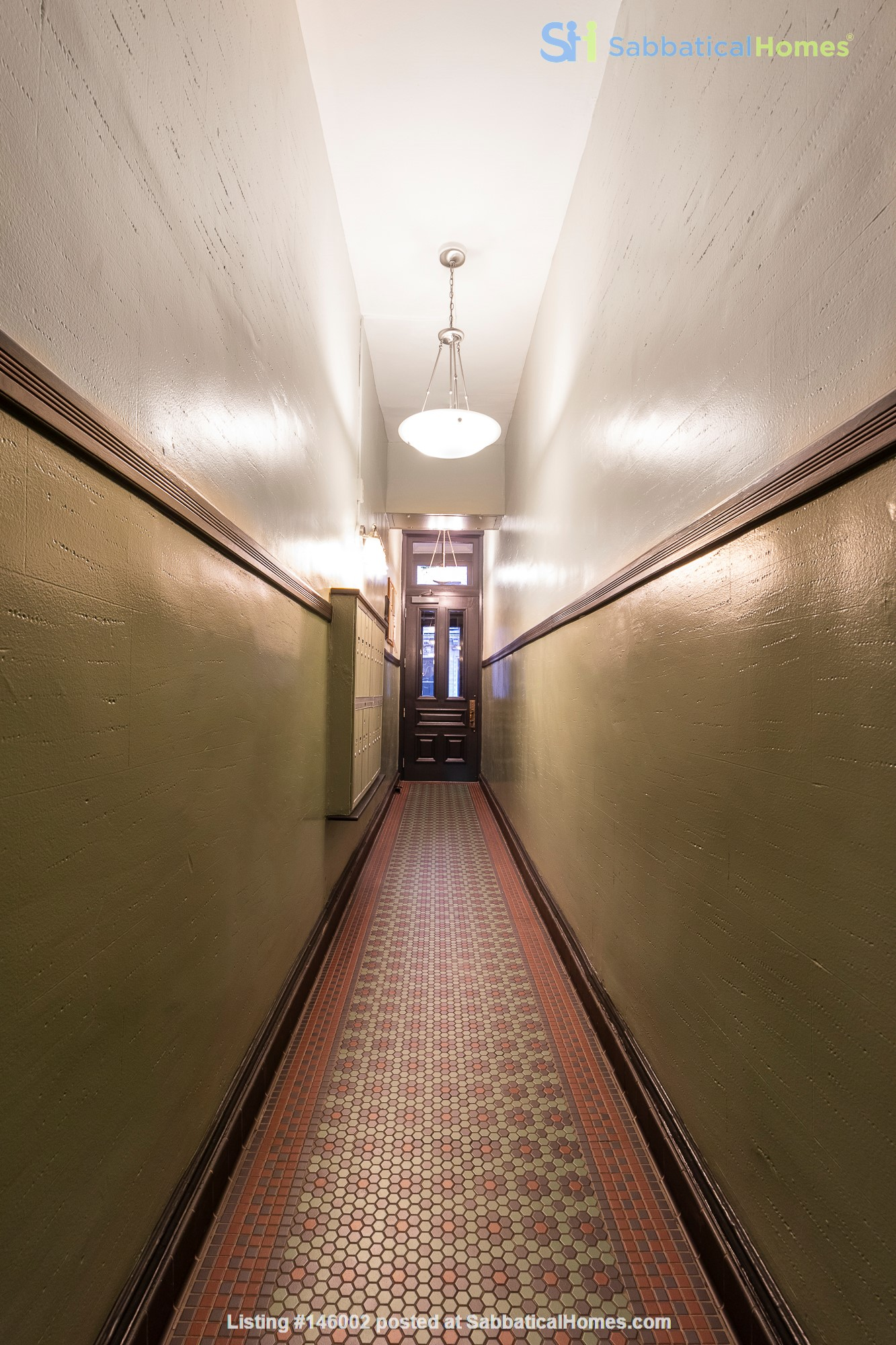 Newly renovated West Village unit in historic building with rooftop Home Rental in New York 8