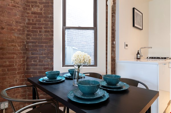 Newly renovated West Village unit in historic building with rooftop Home Rental in New York 5 - thumbnail