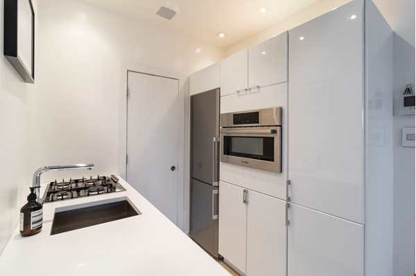 Newly renovated West Village unit in historic building with rooftop Home Rental in New York 3 - thumbnail