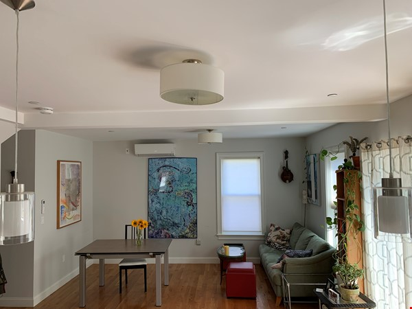Lovely furnished 2-bedroom with private yard between Harvard and MIT Home Rental in Cambridge 2 - thumbnail
