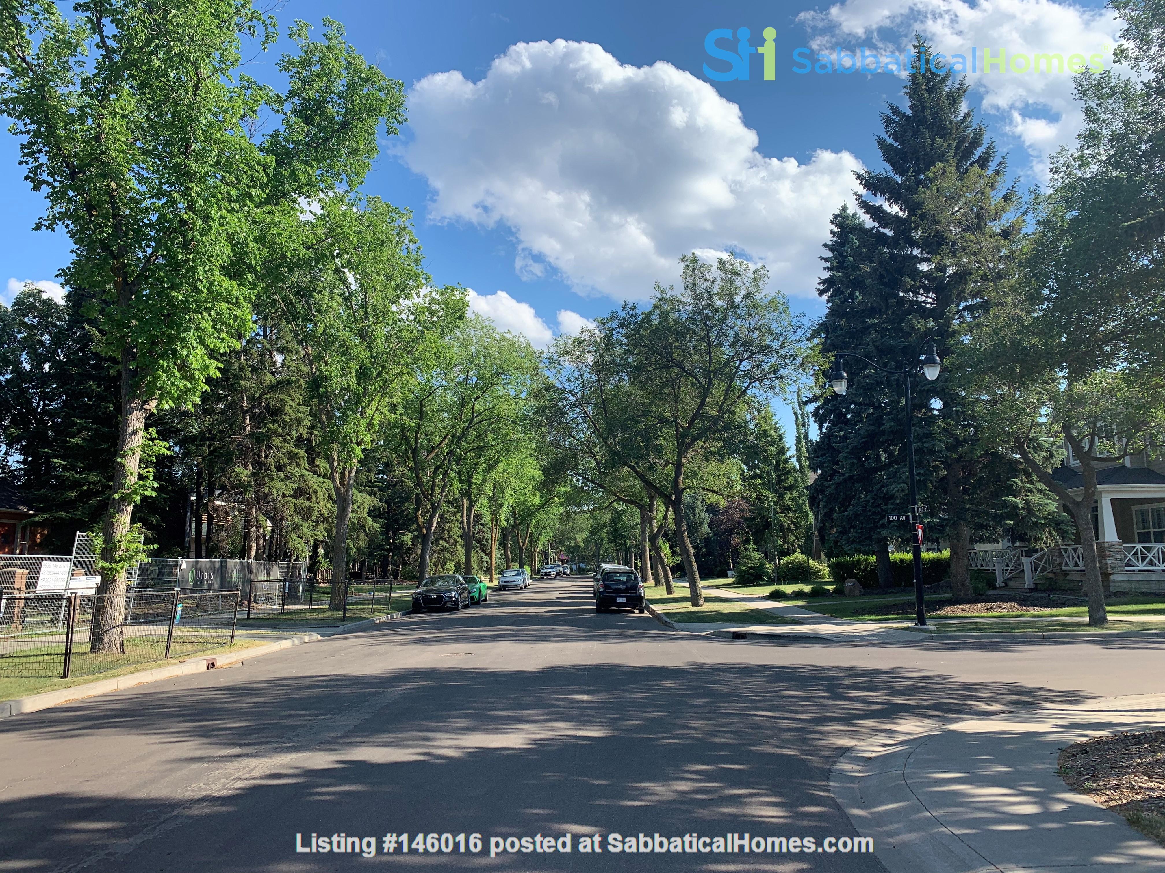 Forest haven sabbatical home Home Rental in Edmonton 5