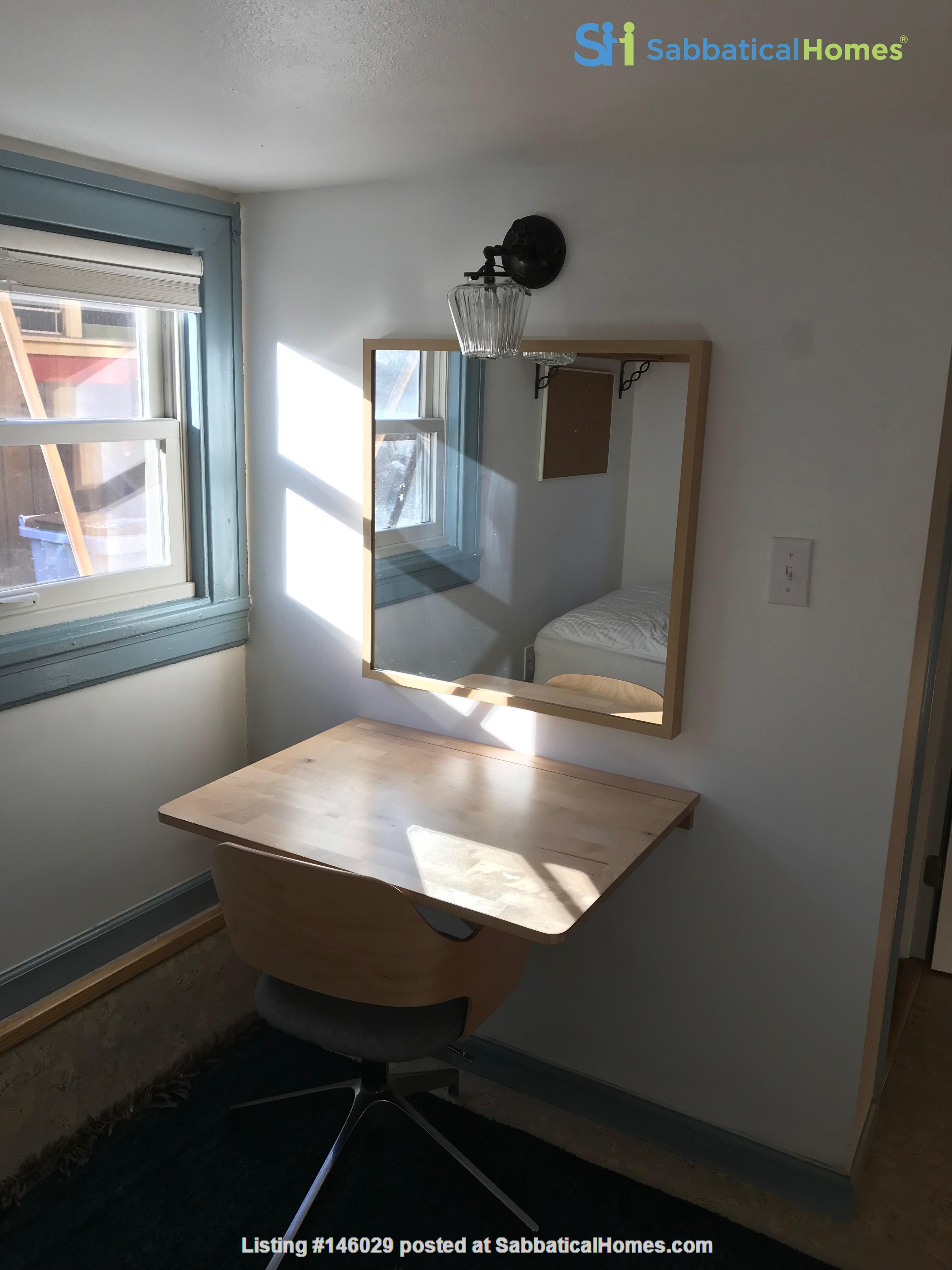 Sublet  Sunny Furnished 3 bedroom / 1..5 bathroom Berkeley Home Home Rental in Berkeley 9