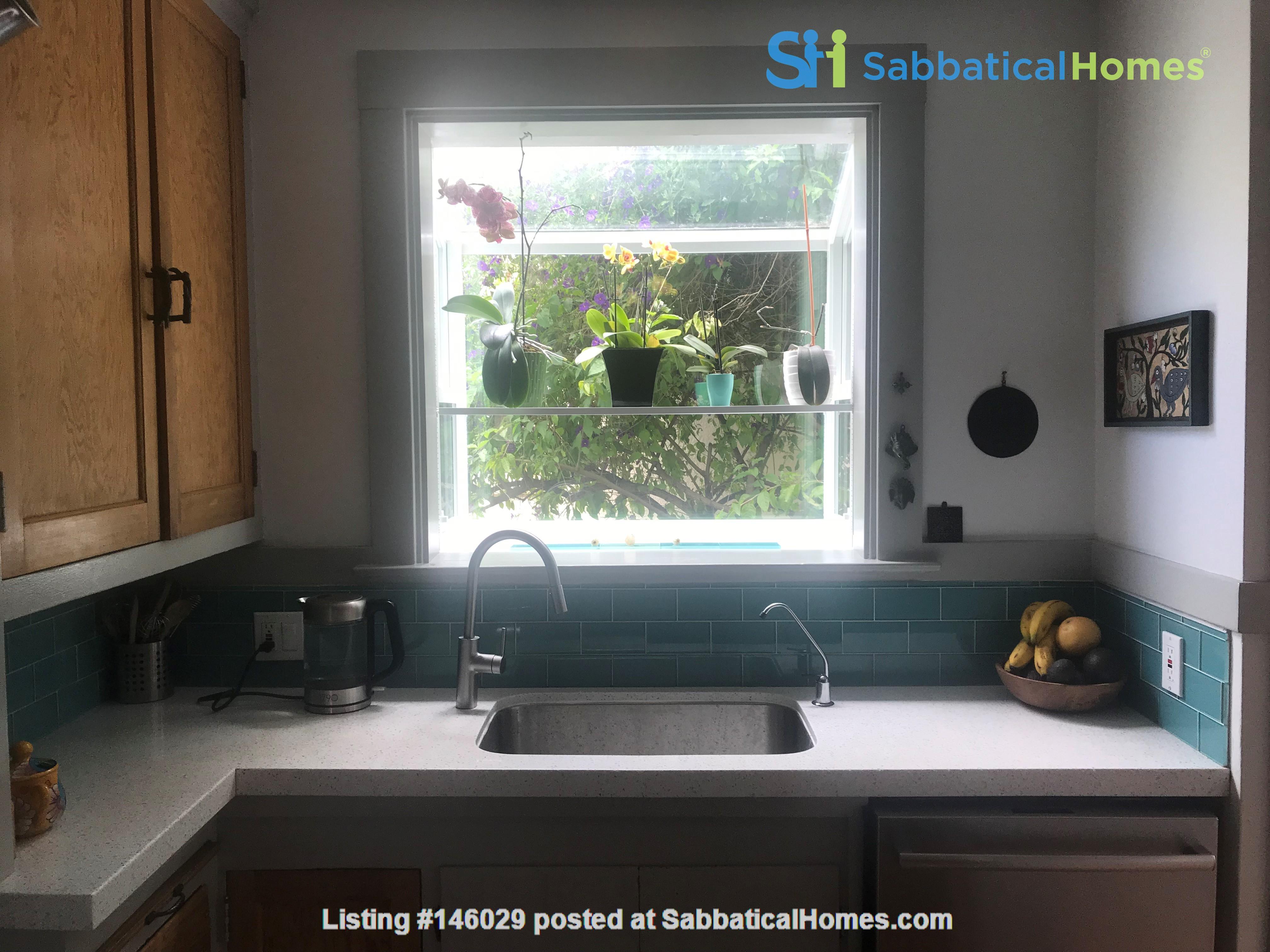 Sublet  Sunny Furnished 3 bedroom / 1..5 bathroom Berkeley Home Home Rental in Berkeley 3