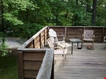 Retreat-like Truly Adored Home Home Rental in Durham 2 - thumbnail