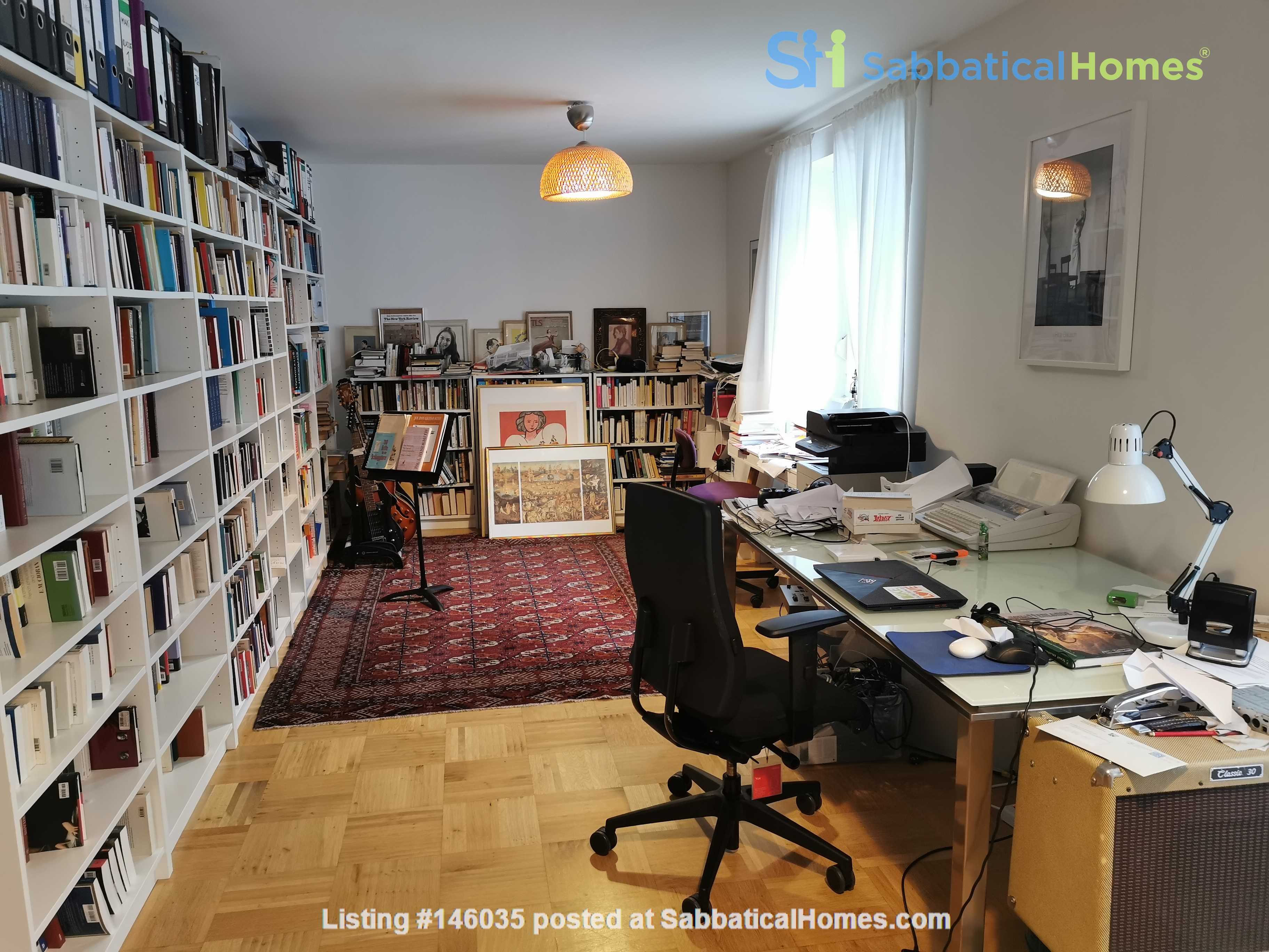 Spacious furnished home for a family in Bonn, near shops and public transit Home Rental in BN 6
