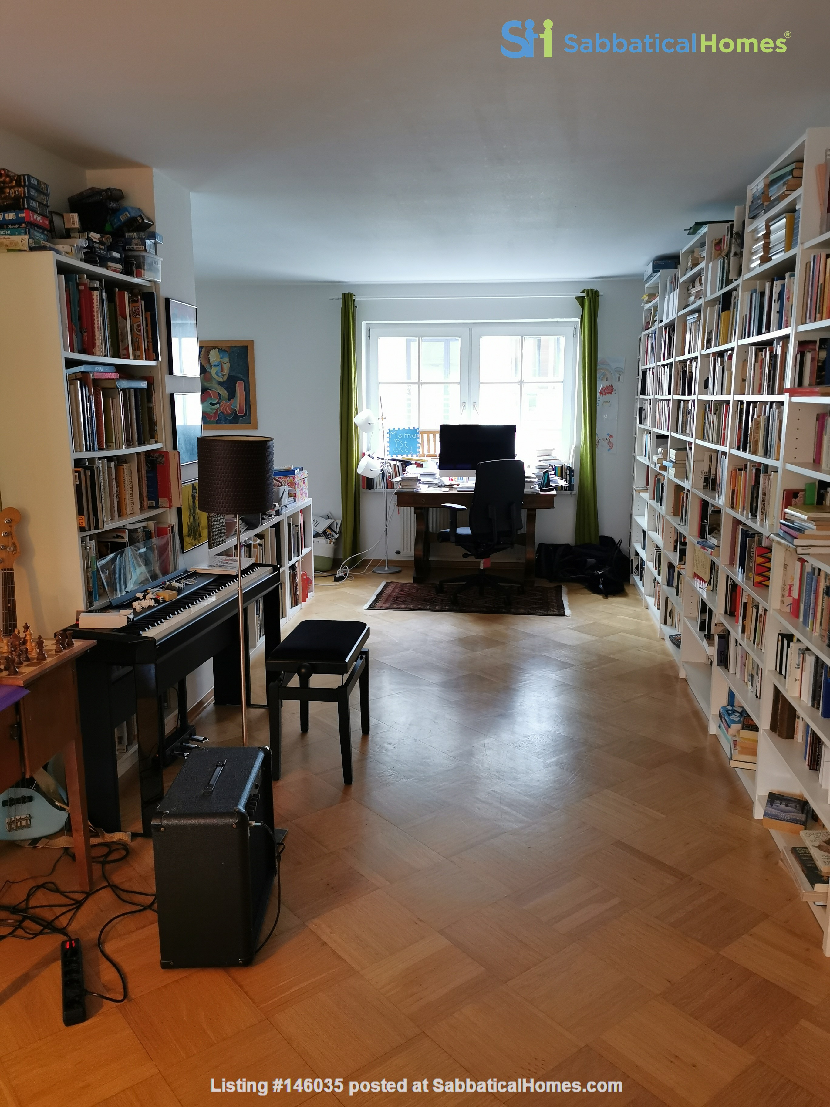 Spacious furnished home for a family in Bonn, near shops and public transit Home Rental in BN 3