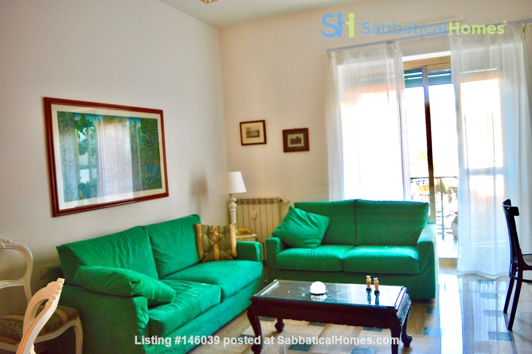 65 sqm in the heart of ancient Rome and city center Home Rental in Roma 1
