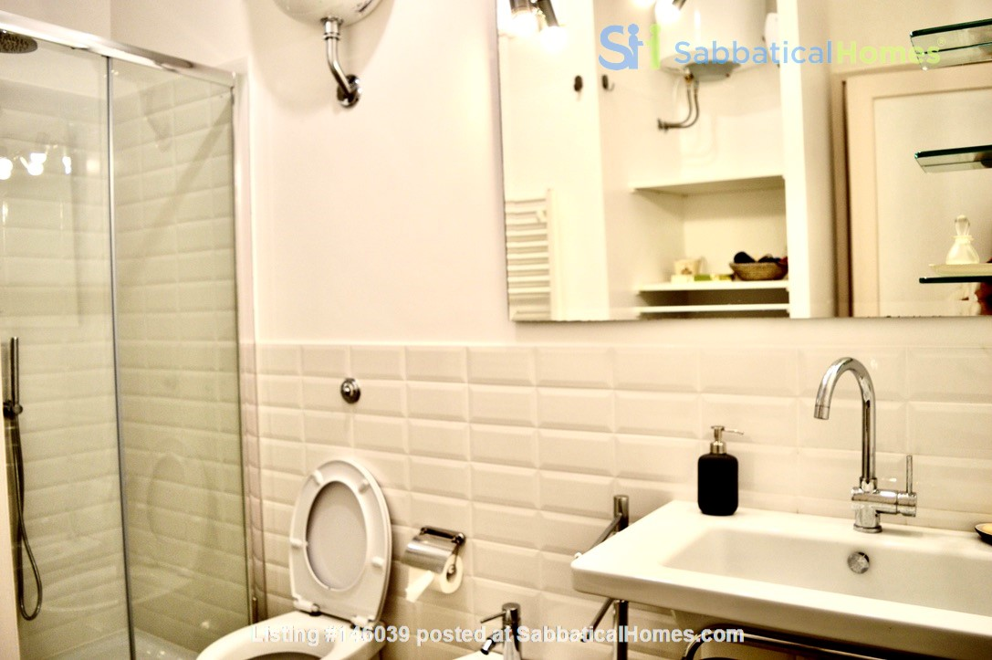 65 sqm in the heart of ancient Rome and city center Home Rental in Roma 7