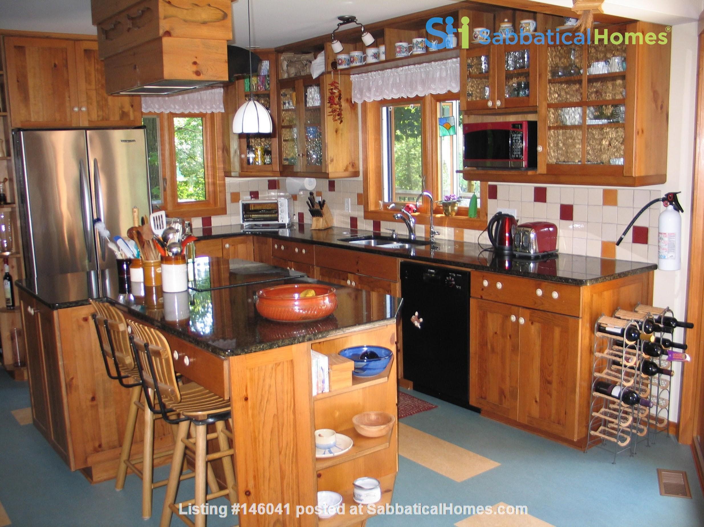 Beautiful nature retreat on lake Home Rental in  2