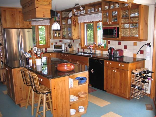 Beautiful nature retreat on lake Home Rental in  2 - thumbnail