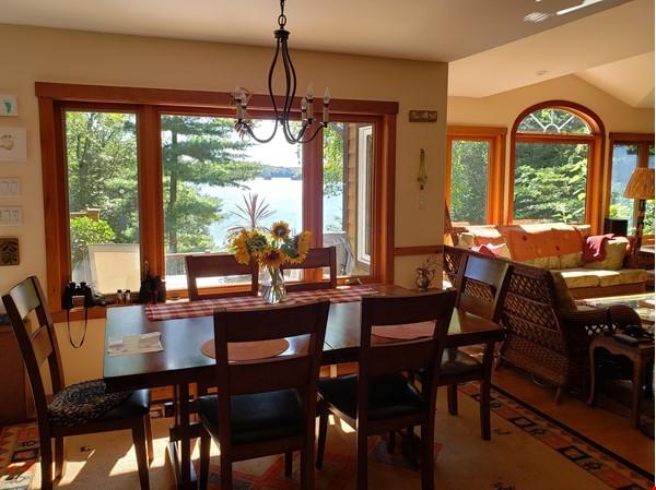 Beautiful nature retreat on lake Home Rental in  3 - thumbnail