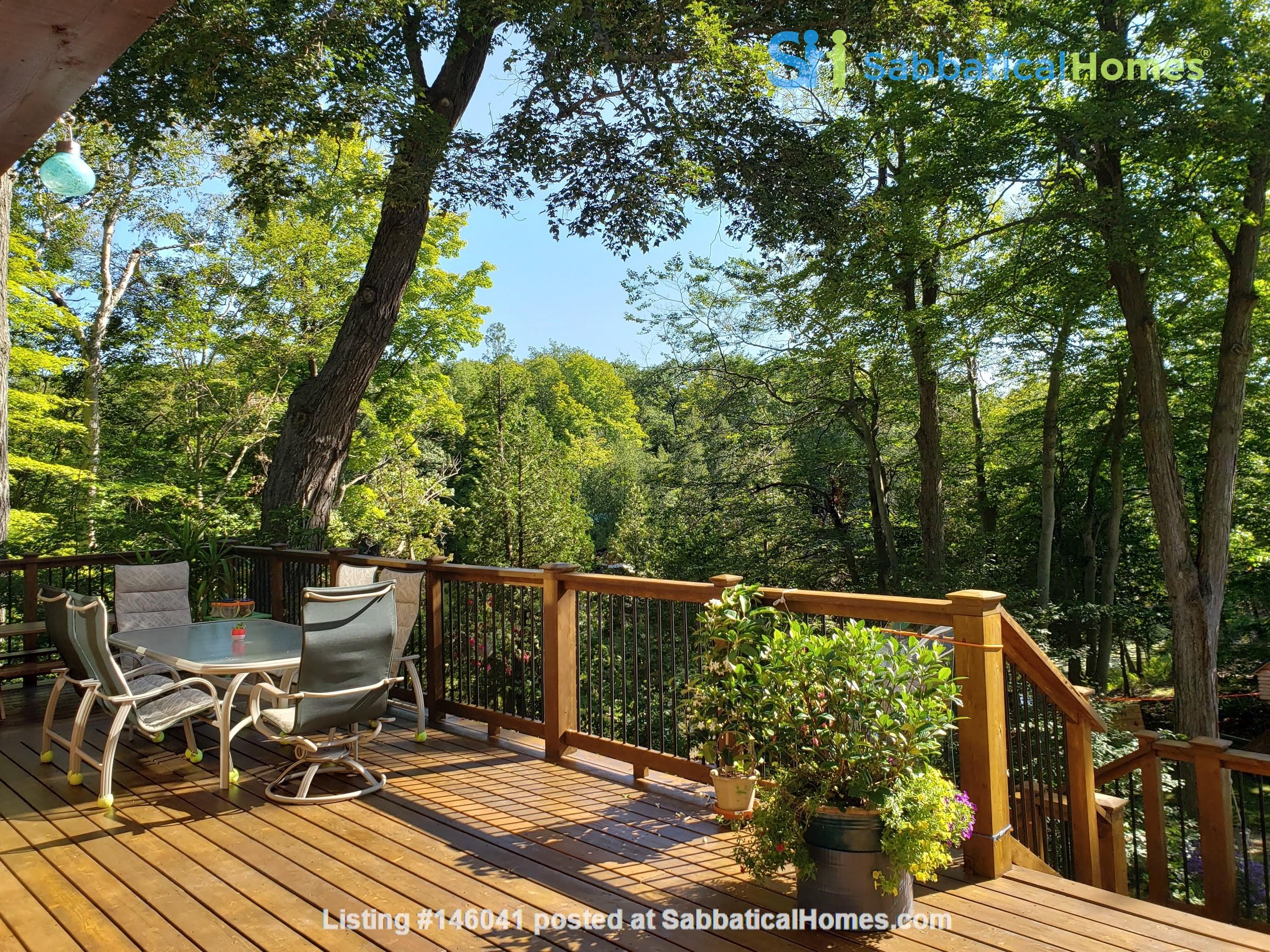 Beautiful nature retreat on lake Home Rental in  4