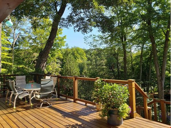 Beautiful nature retreat on lake Home Rental in  4 - thumbnail