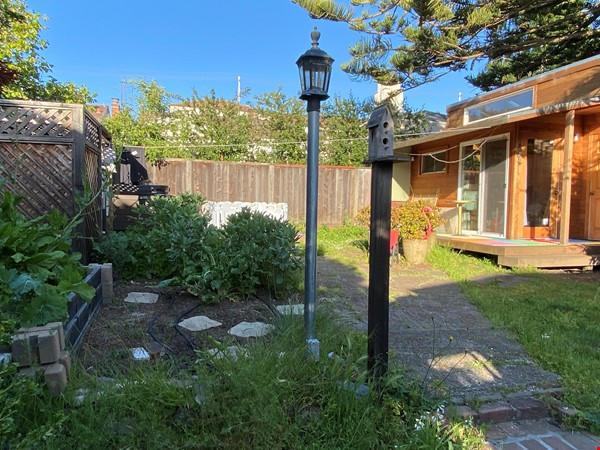 Single family home with lovely garden and hot tub in walkable neighborhood! Home Rental in El Cerrito 1 - thumbnail