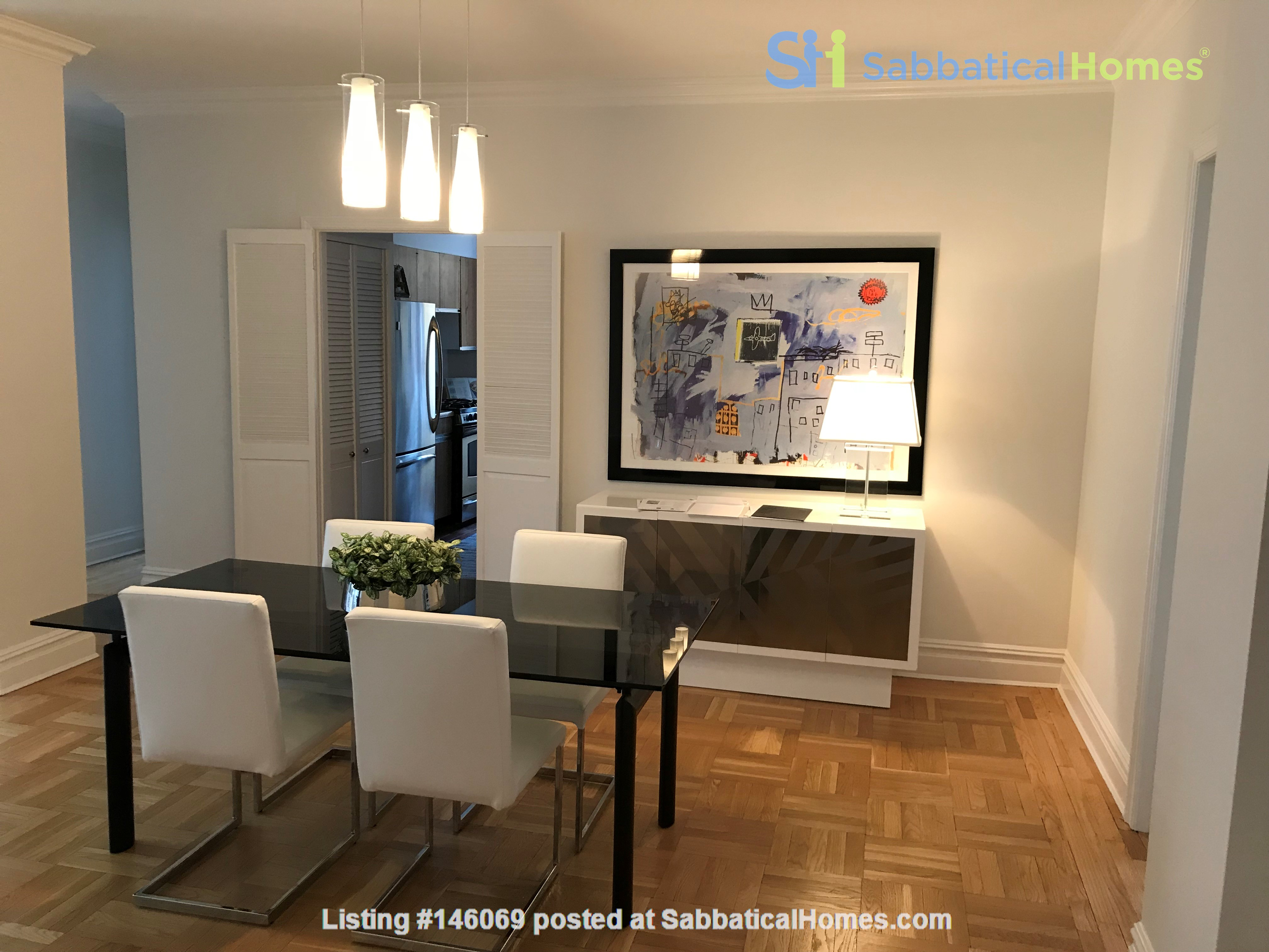 Large, sun-filled 2 bedroom 2 full-bath across from Columbia University Home Rental in New York 3