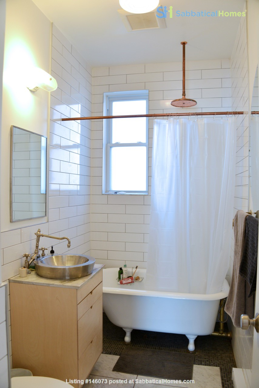 New Studio Apartment Little Italy Home Rental in Montréal 5