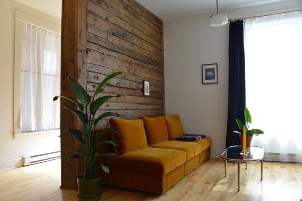 New Studio Apartment Little Italy Home Rental in Montréal 1 - thumbnail