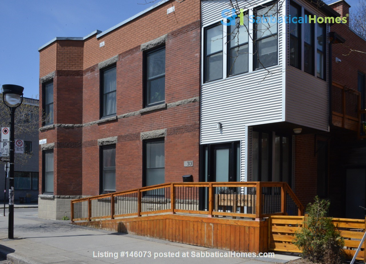 New Studio Apartment Little Italy Home Rental in Montréal 8