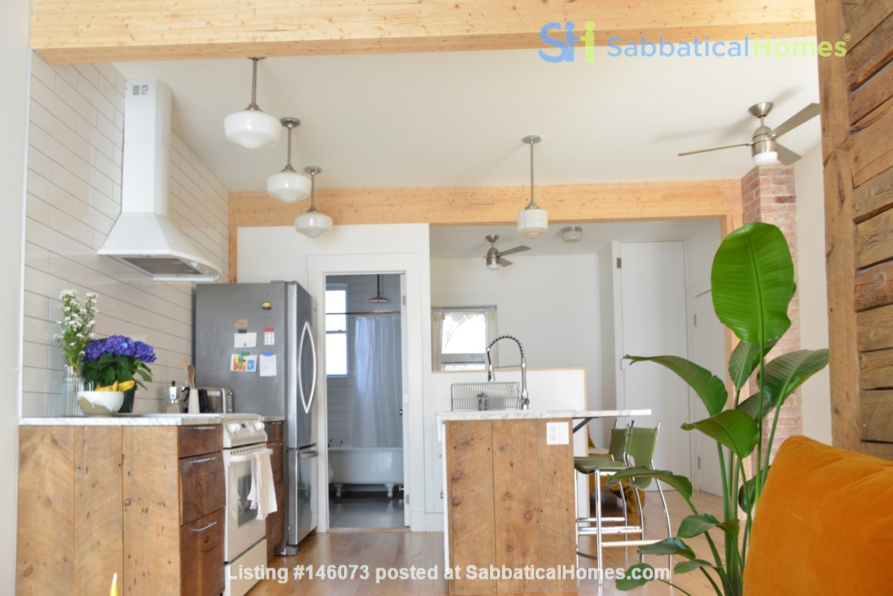 New Studio Apartment Little Italy Home Rental in Montréal 3