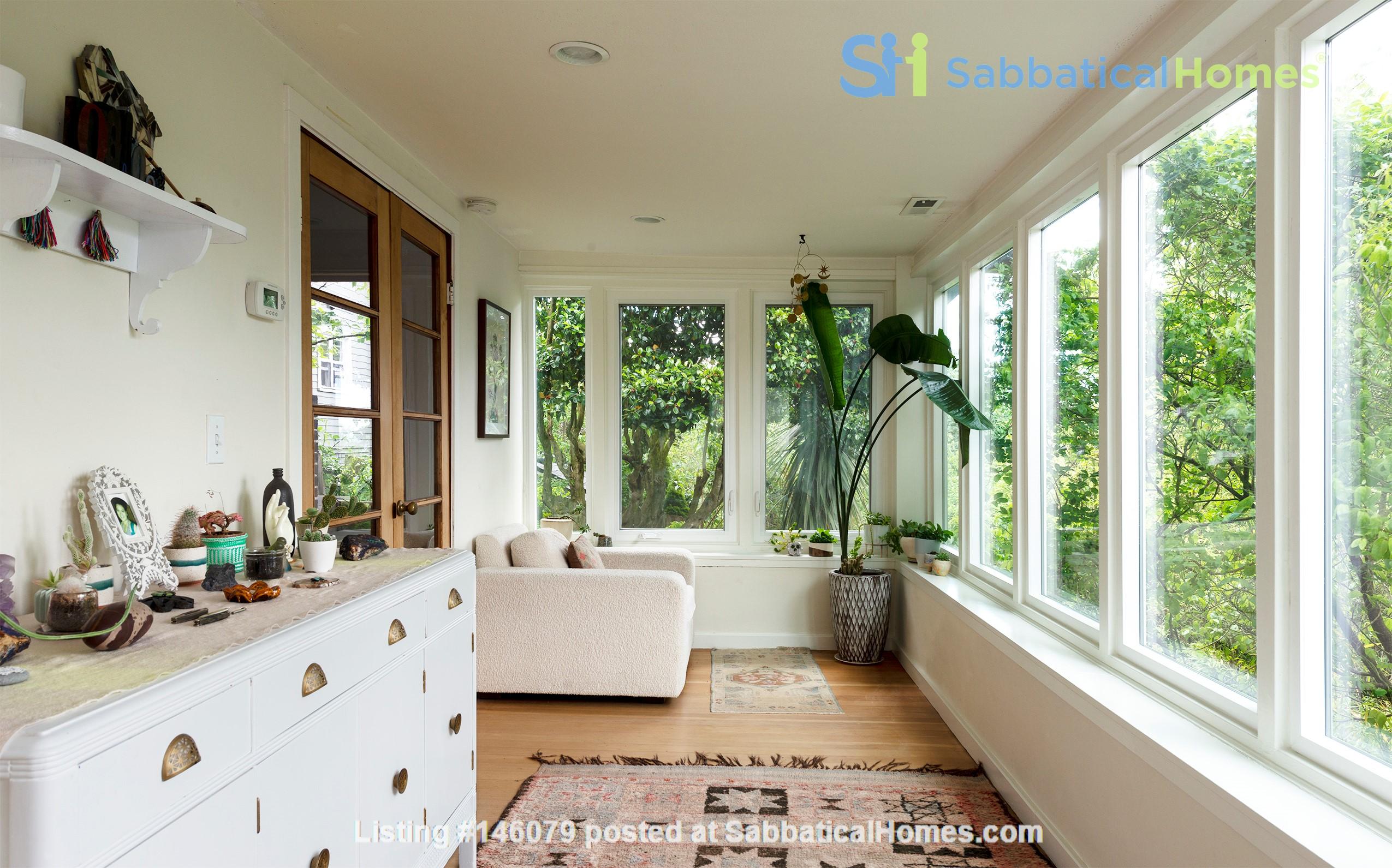 Scandinavian Queen Anne Home Home Rental in Seattle 7