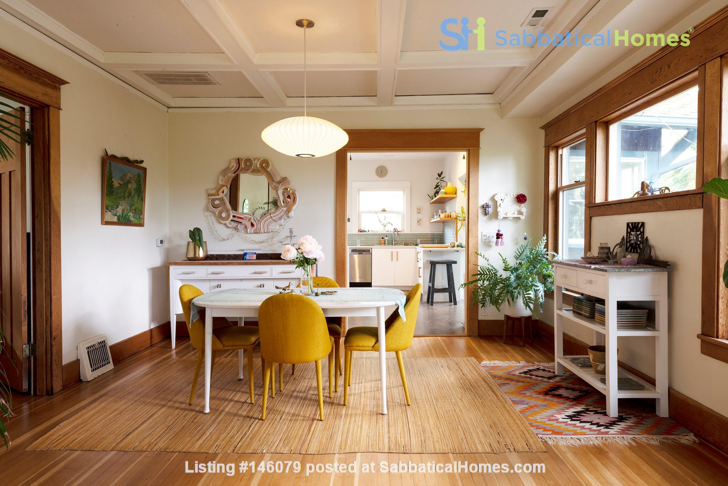 Scandinavian Queen Anne Home Home Rental in Seattle 0