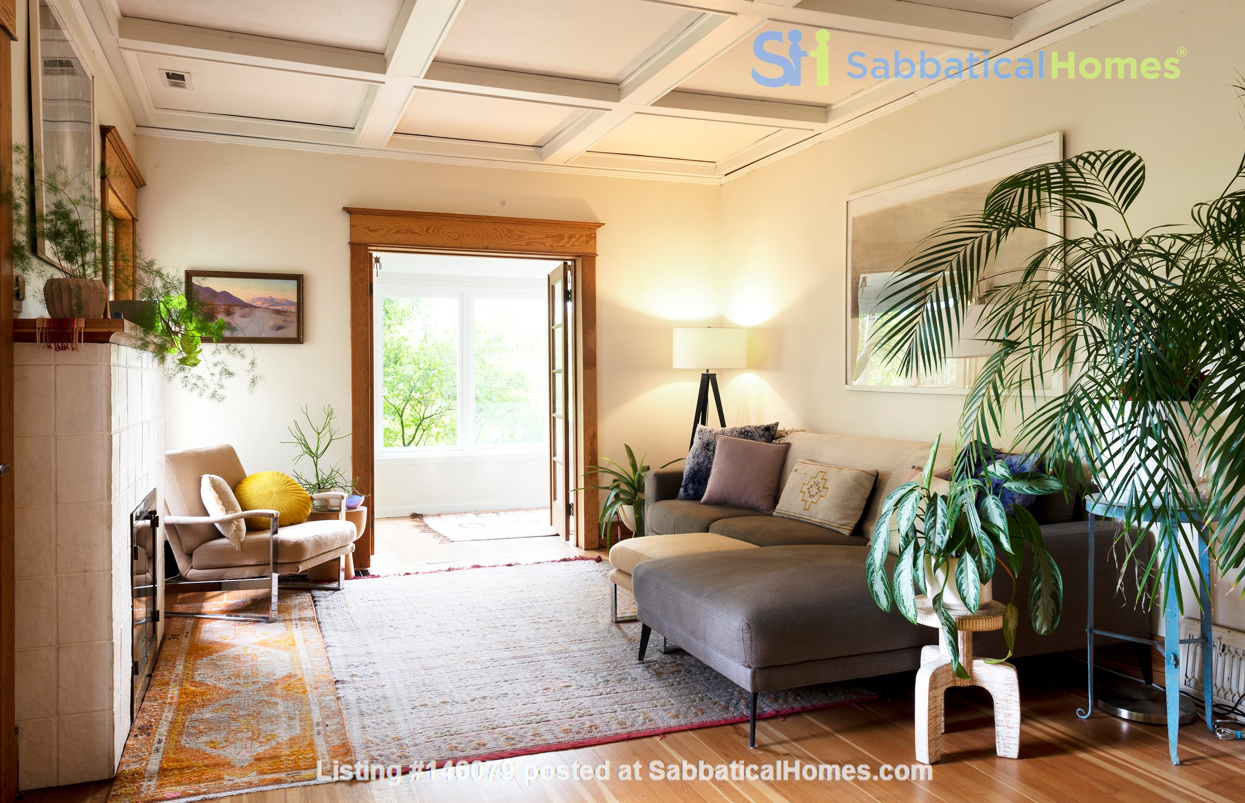 Scandinavian Queen Anne Home Home Rental in Seattle 1