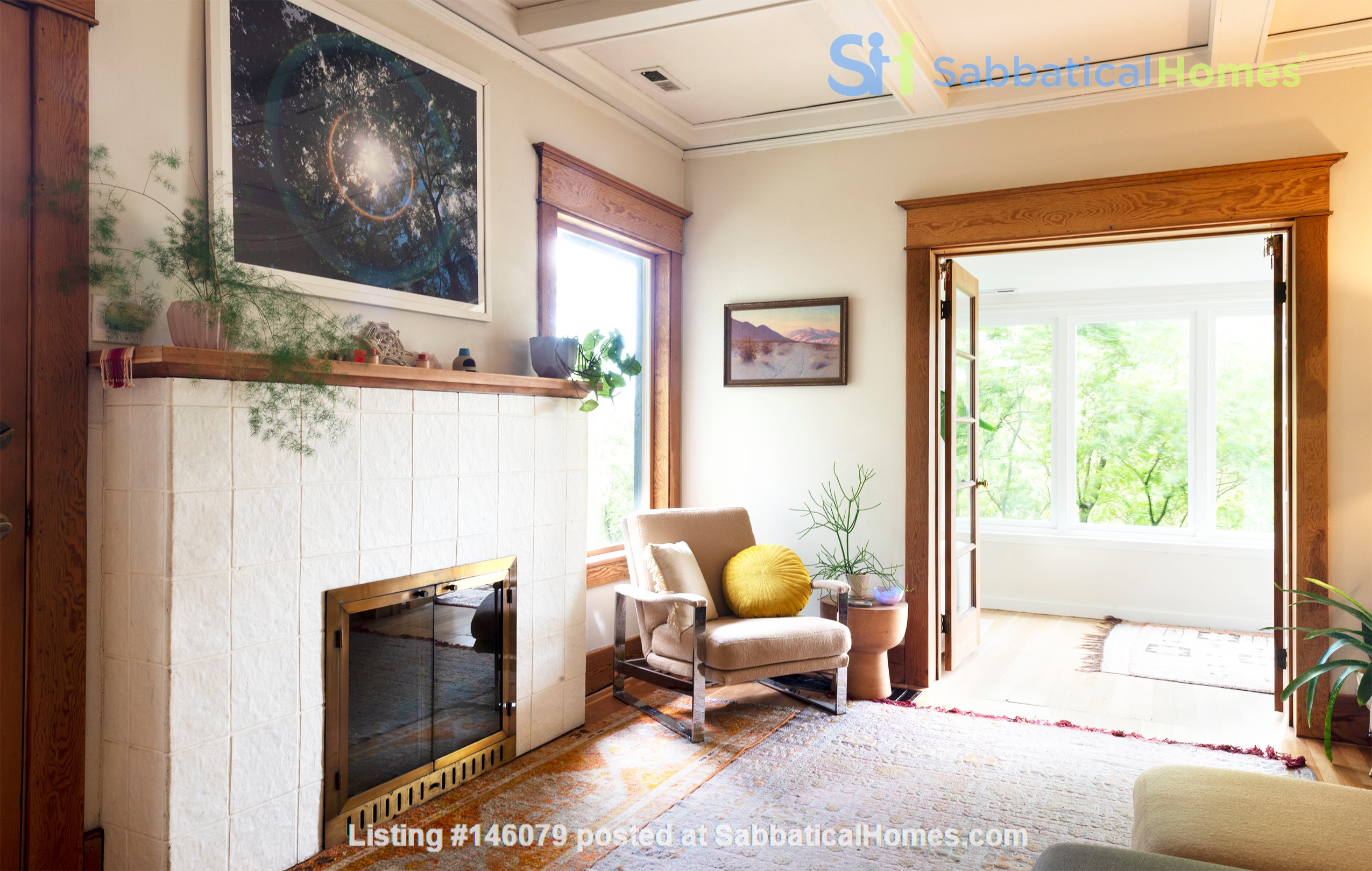 Scandinavian Queen Anne Home Home Rental in Seattle 2
