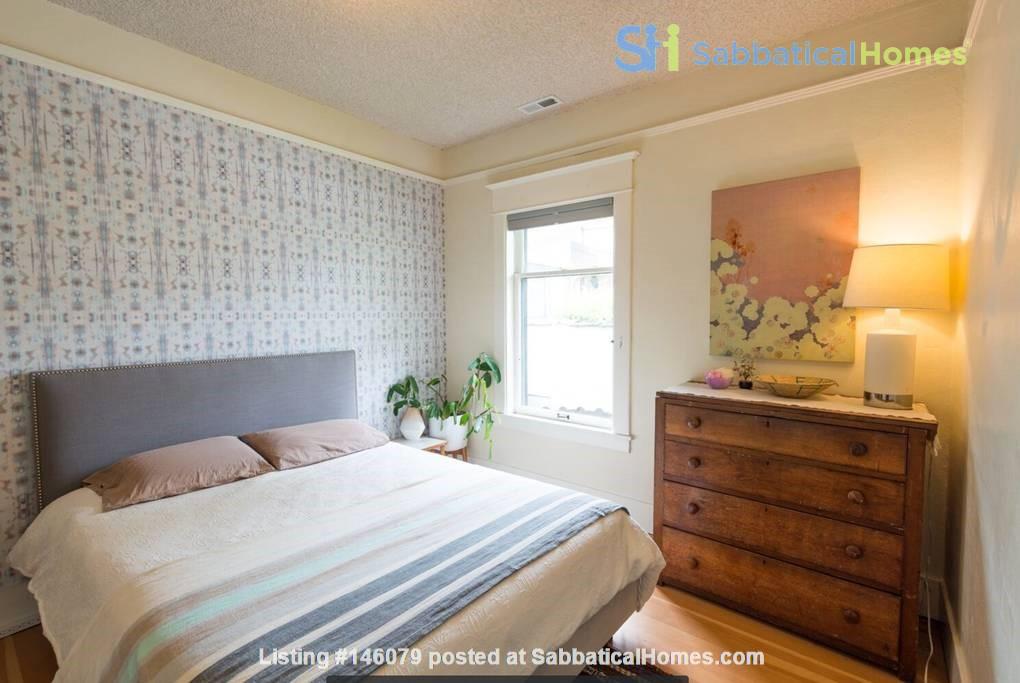 Scandinavian Queen Anne Home Home Rental in Seattle 5