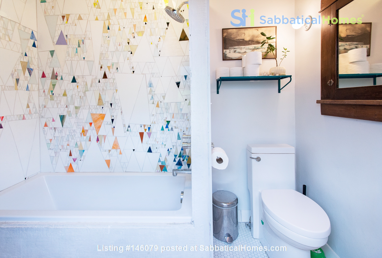 Scandinavian Queen Anne Home Home Rental in Seattle 8