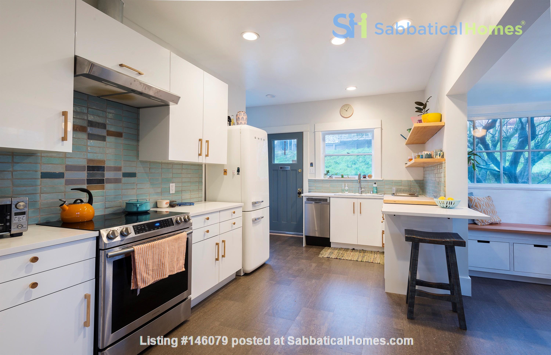 Scandinavian Queen Anne Home Home Rental in Seattle 3