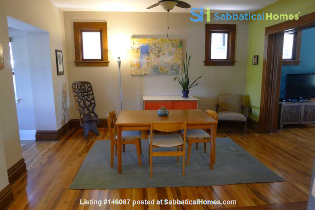 Historic home in walkable neighborhood close to everything! Home Exchange in Denver 3