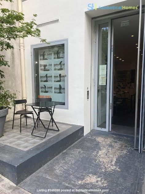 Exquisite Parisian studio in the sky! Home Rental in Paris 7