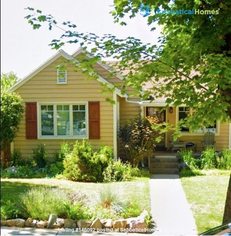 Looking for tenants for charming house walkable to the University of Utah Home Rental in Salt Lake City 0