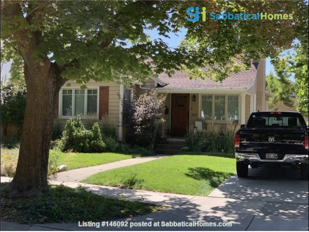 Looking for tenants for charming house walkable to the University of Utah Home Rental in Salt Lake City 1