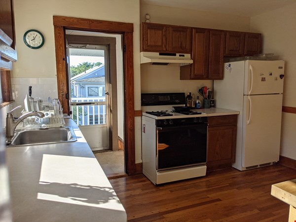 Sunny room in quiet, comfy apartment on the edge of Cambridge. Home Rental in Arlington 3 - thumbnail
